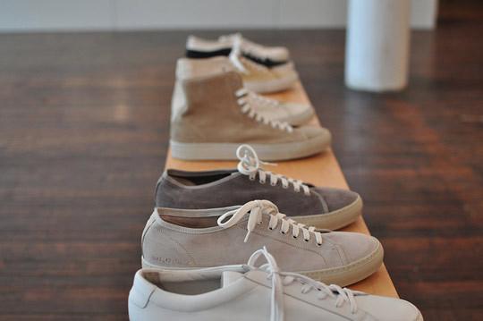Превью новой коллекции обуви марки Common Projects. Изображение № 2.