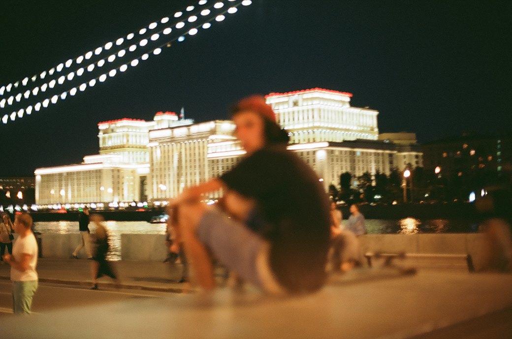 Фоторепортаж с фестиваля Faces & Laces в парке Горького. Изображение № 32.