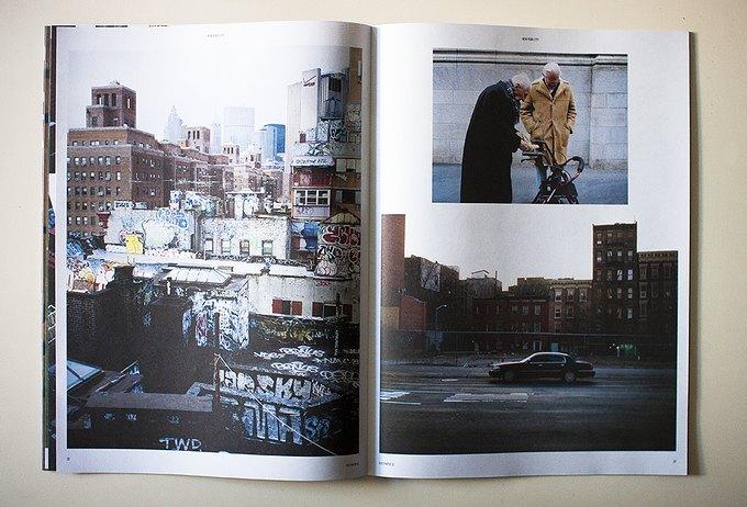 Новый номер журнала Fottpaper. Изображение № 6.