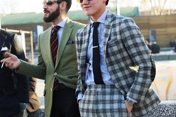 Итоги Pitti Uomo: 10 трендов будущей весны, репортажи и новые коллекции на выставке мужской одежды. Изображение № 98.