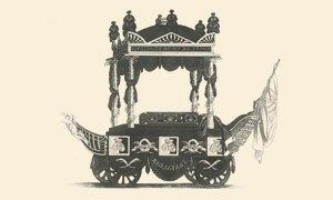 Катафалк: Ритуальные авто в обычной жизни и мировой культуре. Изображение № 2.