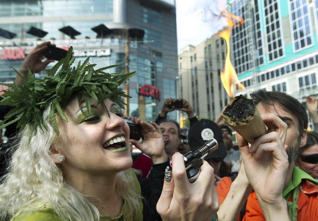 Четыре-двадцать: История самого крупного «праздника марихуаны» . Изображение № 2.