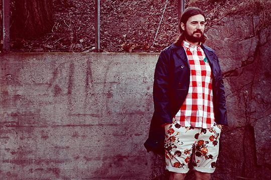 Шведский ритейлер С-store выпустил лукбук весенней коллекции дизайнера Марка МакНейри. Изображение № 13.