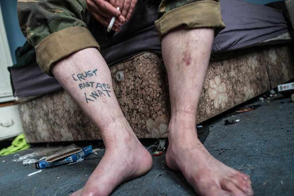 Как британские подростки создают панк-сообщества в заброшенных домах. Изображение № 17.