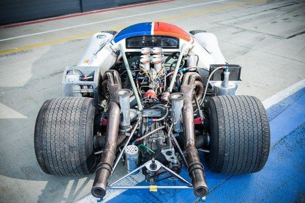 Гоночный автомобиль Lola T70 из фильма «Ле-Ман» со Стивом Маккуином выставлен на аукцион. Изображение № 5.