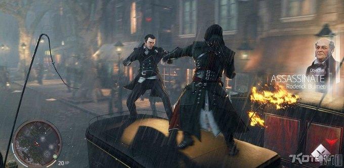 В сеть слили информацию о новой части игры Assassin's Сreed. Изображение № 1.