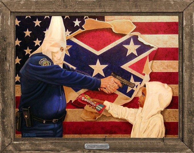 Майкл Д'Антуоно: Социальный поп-арт в работах американского художника. Изображение № 8.