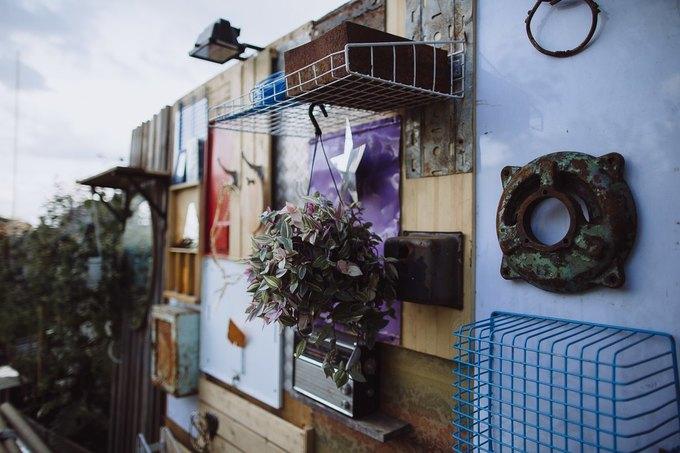 Фоторепортаж: Строительство объектов фестиваля Outline. Изображение № 74.