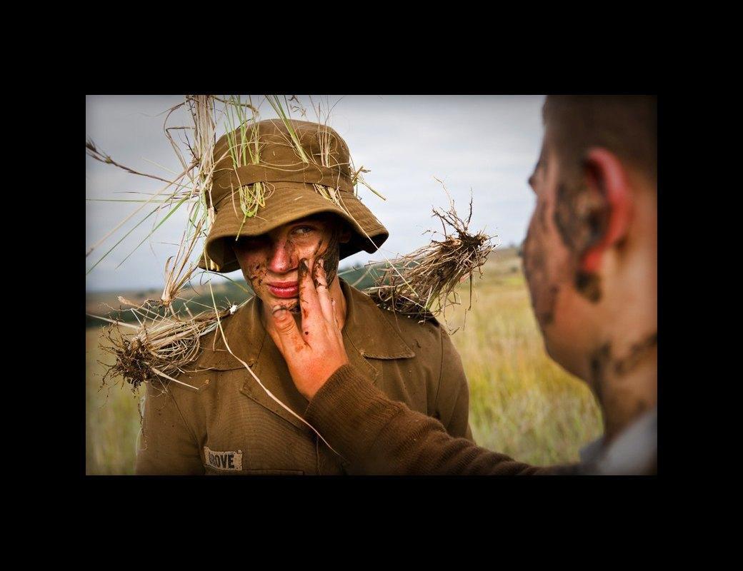 Как подростков ЮАР обучают межрасовой войне в националистических лагерях . Изображение № 7.
