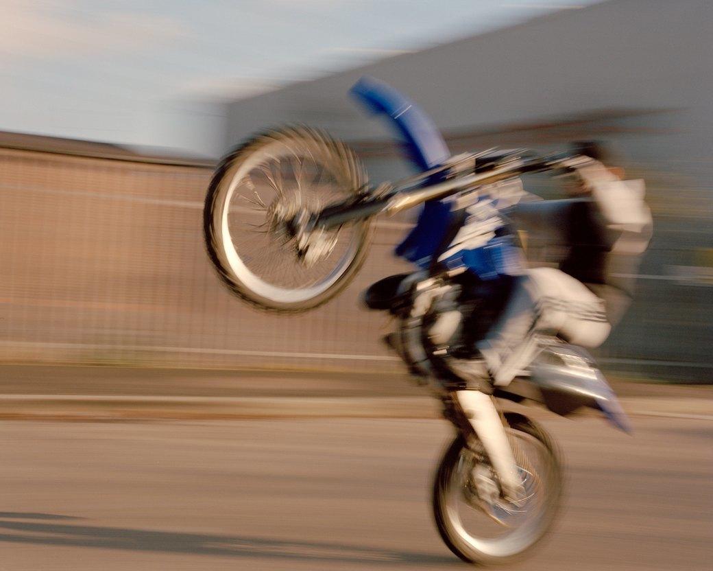Фотопроект: Лондонские гопники и их мотоциклы. Изображение № 6.