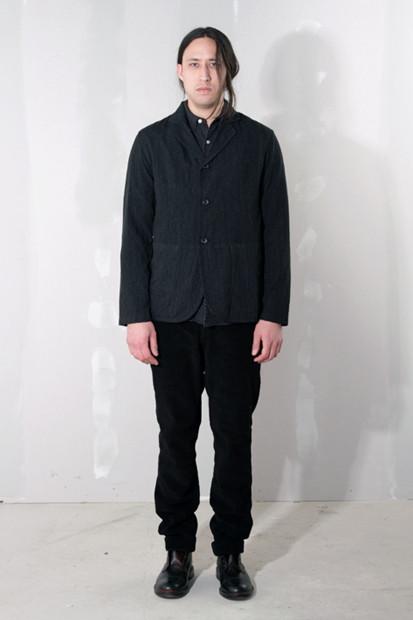 Марка Our Legacy выпустила лукбук осенней коллекции одежды. Изображение № 6.