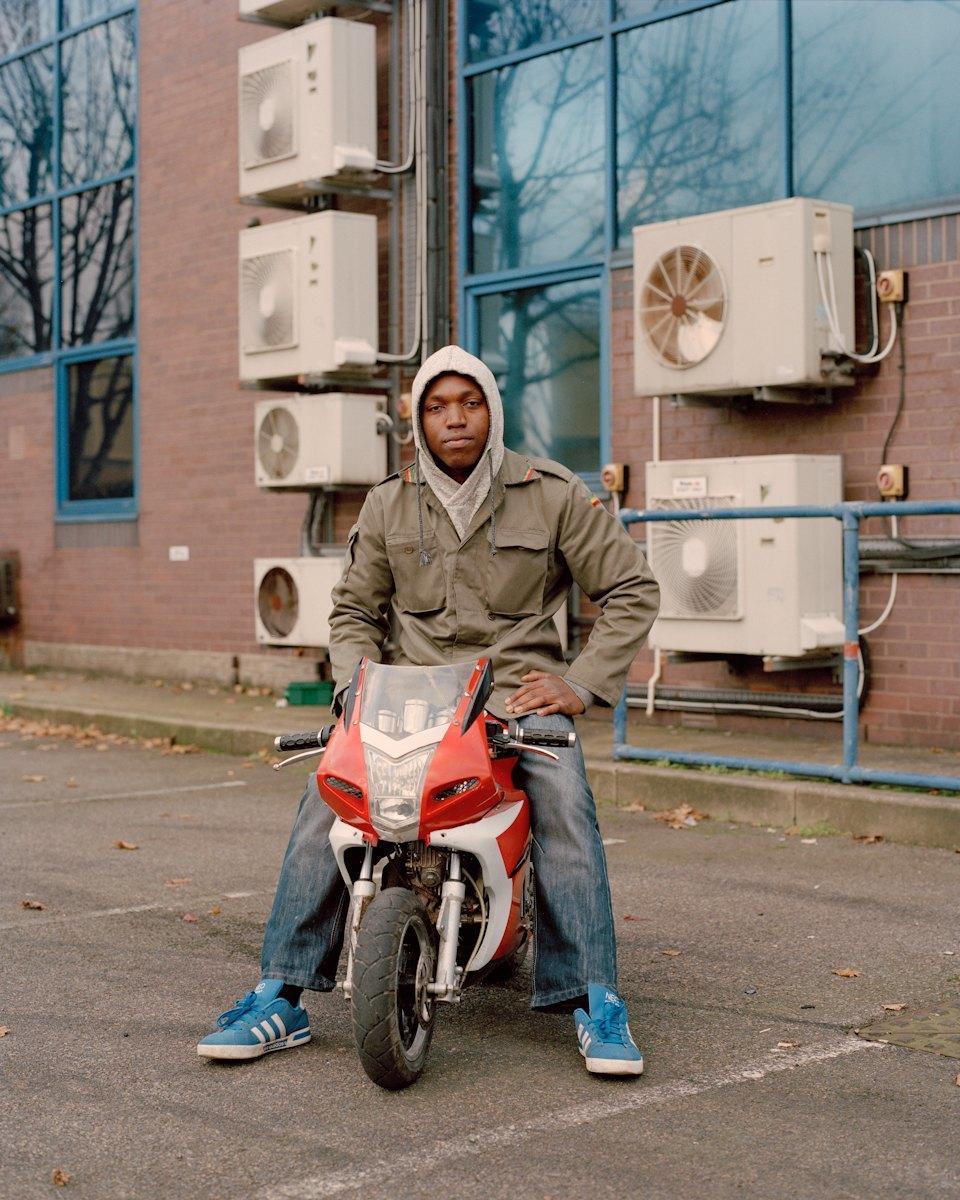 Фотопроект: Лондонские гопники и их мотоциклы. Изображение № 4.