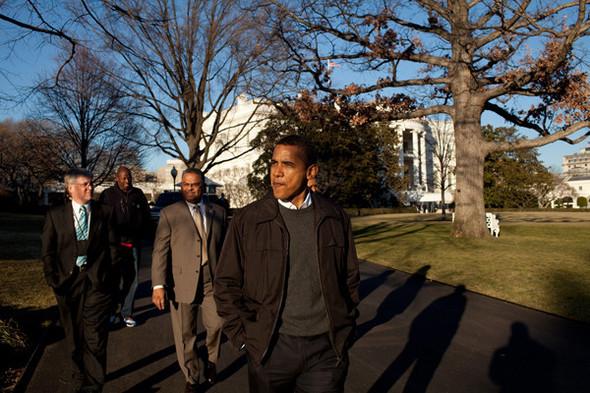 Наглядный пример: Барак Обама. Изображение № 29.