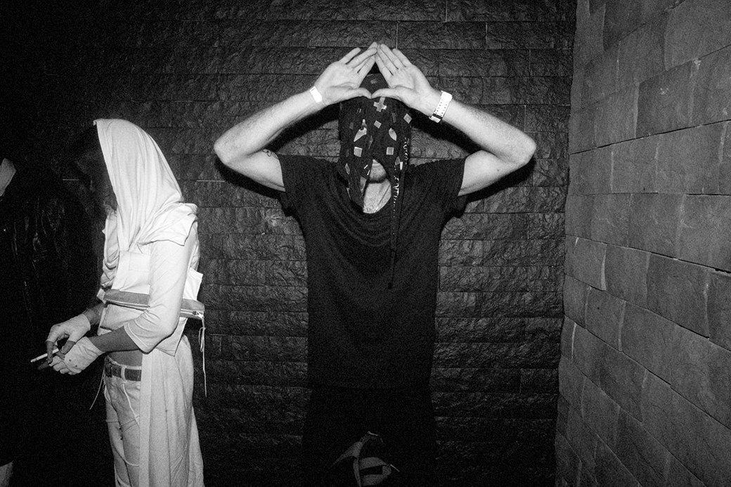 Вич-инфицированные: Как российская молодёжь выдумала новую мрачную субкультуру. Изображение № 26.