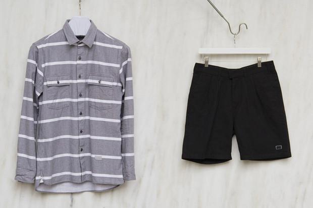 Американская марка Freshjive выпустила вторую часть весенней коллекции одежды. Изображение № 15.