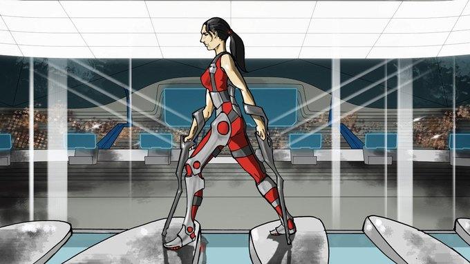 Швейцария готовится провести первую бионическую Олимпиаду. Изображение № 1.
