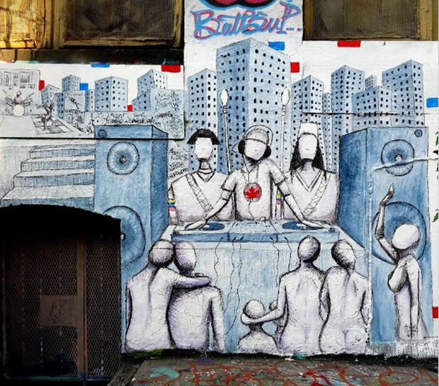 Google Street Art: Онлайн-музей граффити под открытым небом. Изображение № 31.