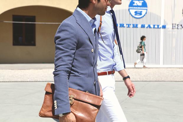 Детали: Репортаж с выставки мужской одежды Pitti Uomo. День заключительный. Изображение № 3.