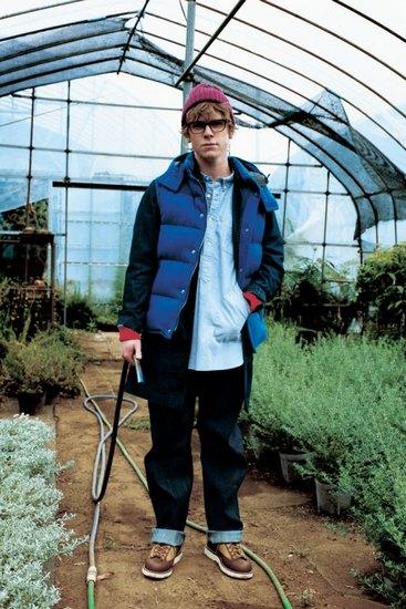 Марка Sophnet выпустила лукбук осенней коллекции одежды. Изображение № 12.
