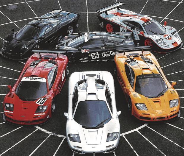 Все, что нужно знать о машинах McLaren и их очередной революции. Изображение № 4.
