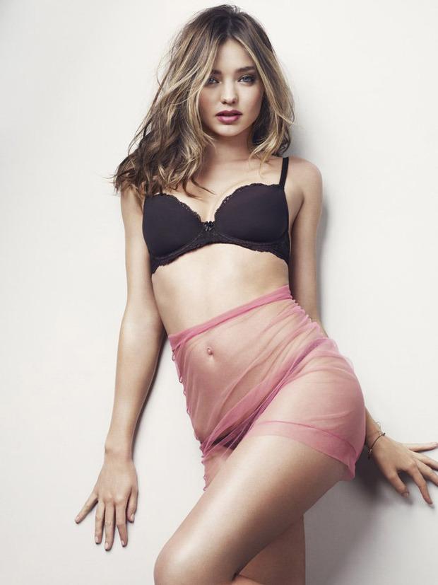 Английский Esquire назвал модель Миранду Керр самой сексуальной женщиной года. Изображение № 6.