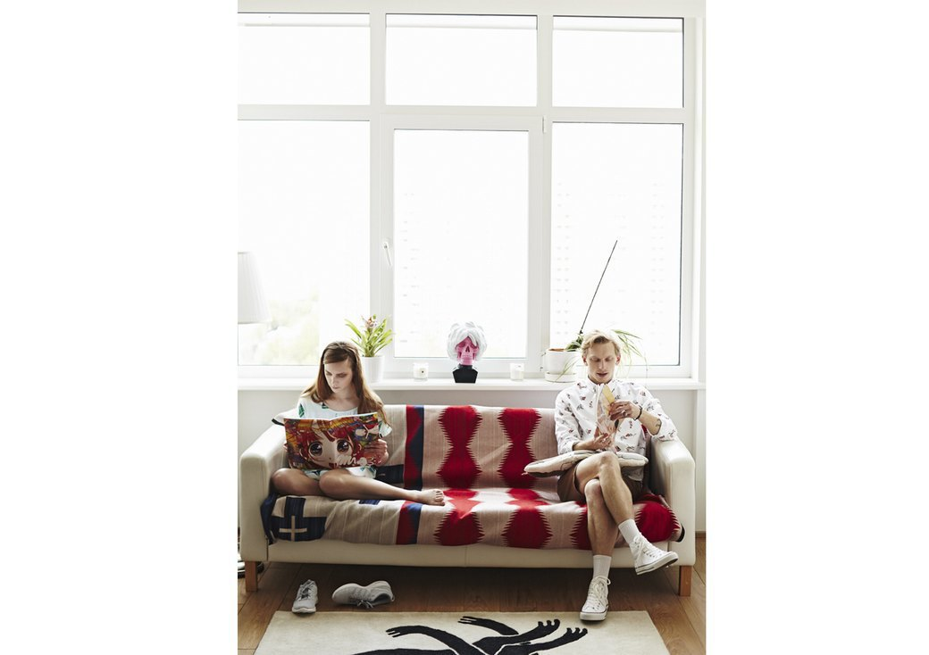 Магазин Kixbox выпустил летний лукбук. Изображение № 15.