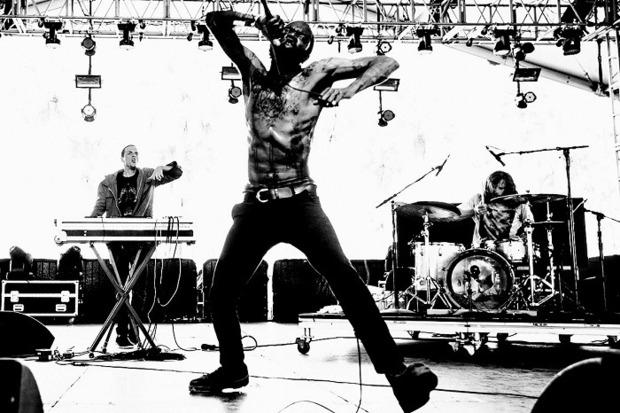 Группа Death Grips выпускает уже второй альбом за год. Изображение № 1.