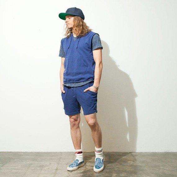 Марка Nonnative опубликовала лукбук летней коллекции одежды. Изображение № 8.