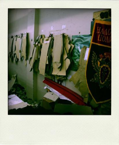 Фотографии с фабрики, где производятся вещи Grunge John Orchestra. Explosion. Изображение № 17.