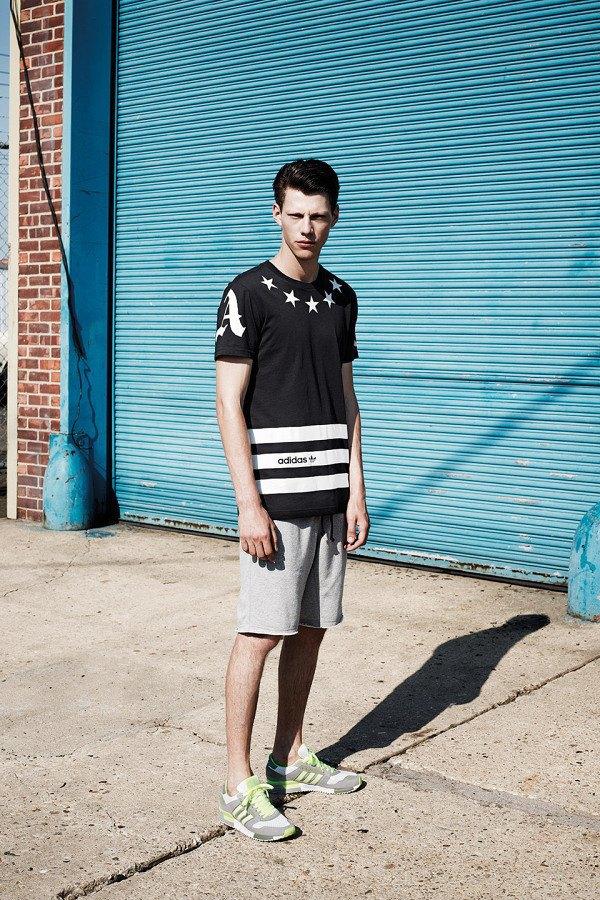Adidas Originals выпустили лукбук новой весенней коллекции. Изображение № 8.