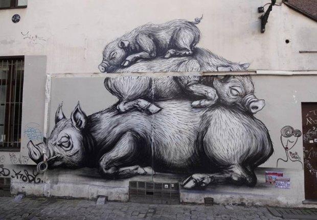 Google Street Art: Онлайн-музей граффити под открытым небом. Изображение № 43.