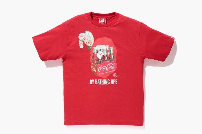 Марка Bape представила коллаборацию с Coca-Cola. Изображение № 12.