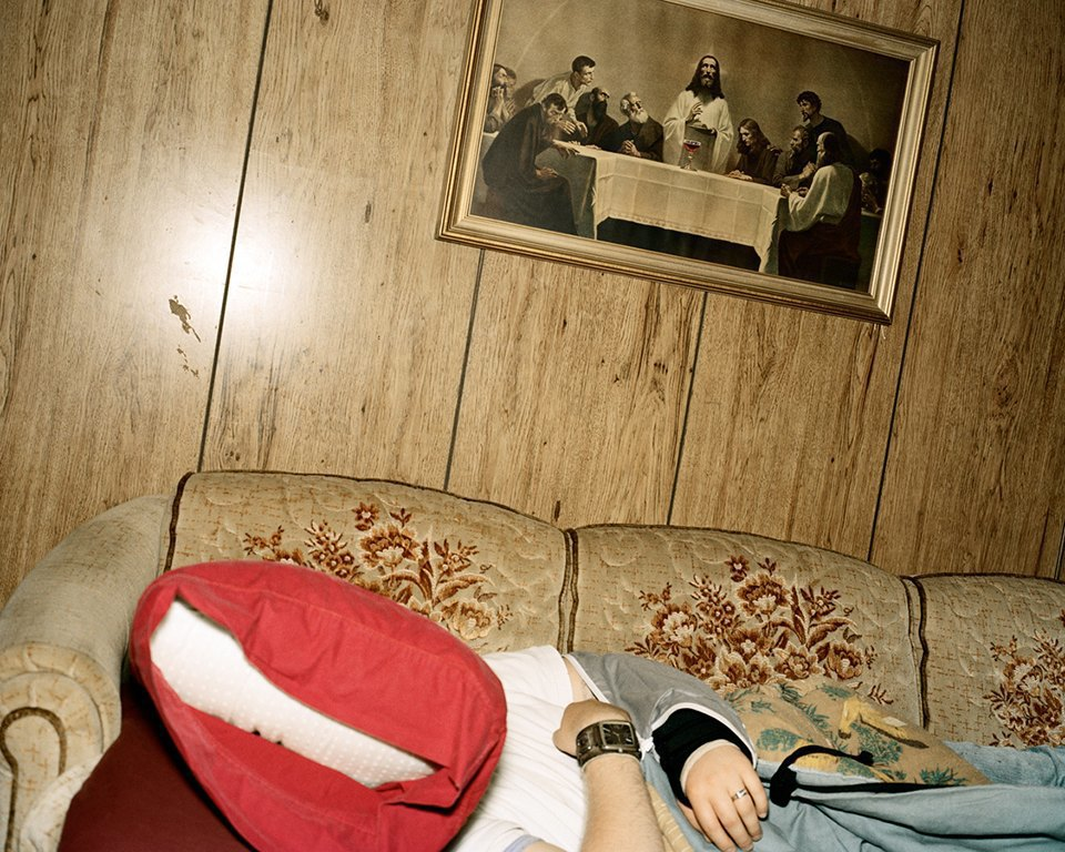 Семейный альбом: Как устроена бытовая жизнь американских военных . Изображение № 7.