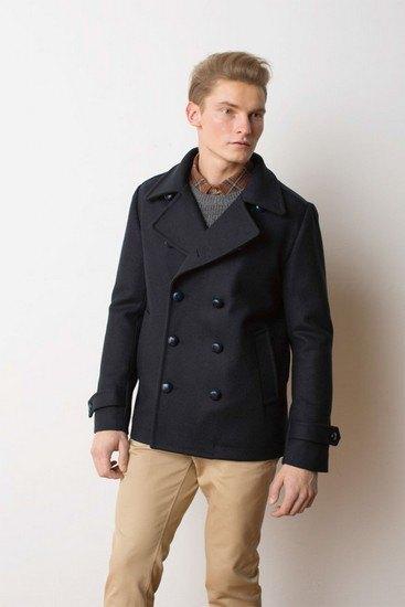 Марка Pendleton выпустила лукбук осенней коллекции одежды. Изображение № 14.