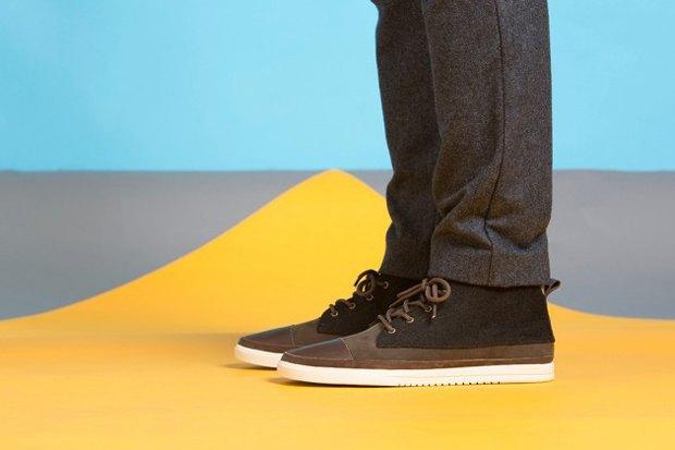 Марка Clae анонсировала новую осеннюю коллекцию обуви . Изображение № 5.