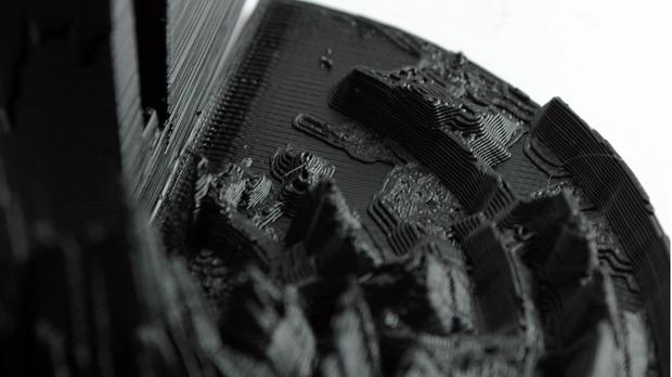 Дизайнеры отпечатали 3D-макеты альбомов Portishead, Ника Дрейка и Einsturzende Neubauten. Изображение № 8.