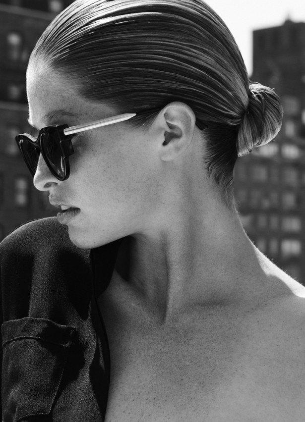 Американская модель Хайде Линдгрен снялась обнаженной для журнала Treats!. Изображение № 3.