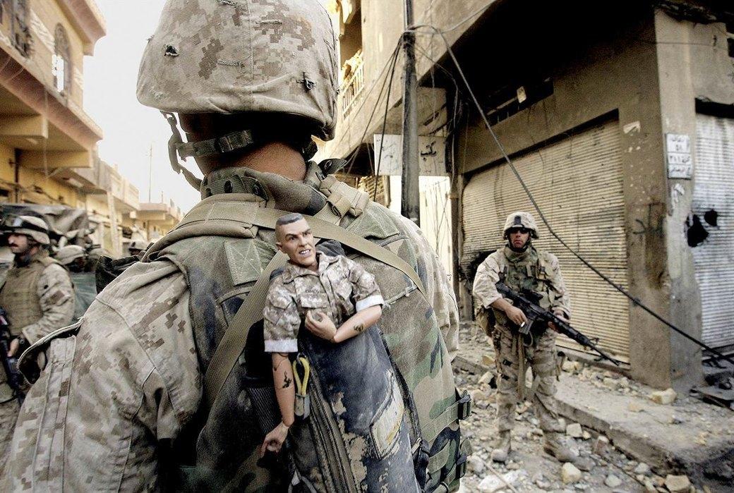 Особый взгляд: 7 женщин-военных фотографов. Изображение № 27.