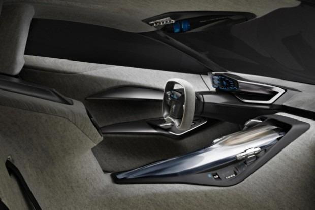 Peugeot анонсировал выпуск гибридного суперкара Onyx. Изображение № 8.