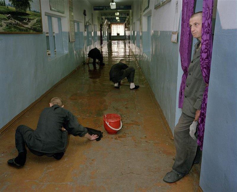 Как живут малолетние заключённые в сибирских колониях. Изображение № 14.