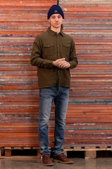 Марка Obey опубликовала лукбук осенней коллекции одежды Holiday. Изображение № 11.
