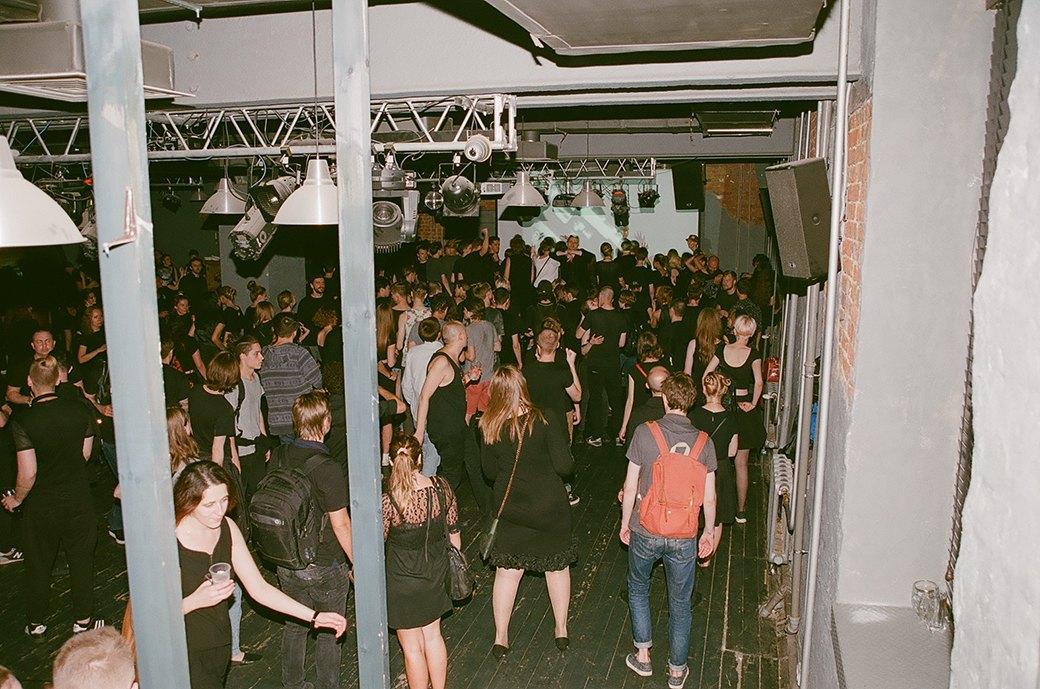 Фоторепортаж: «Дисциплина» в клубе Fassbinder. Изображение № 6.