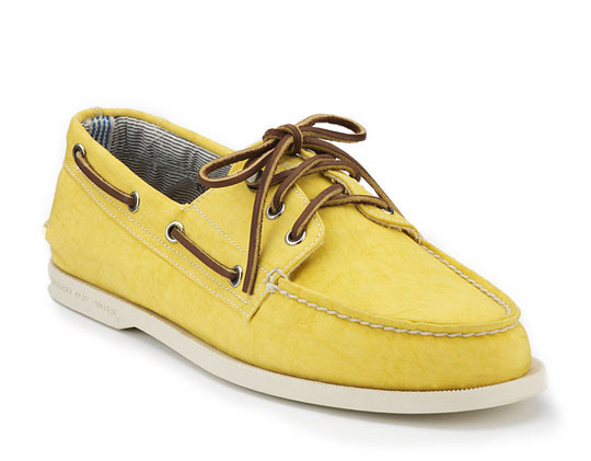 Совместная коллекция обуви Band of Outsiders и Sperry Top-Sider. Изображение № 1.