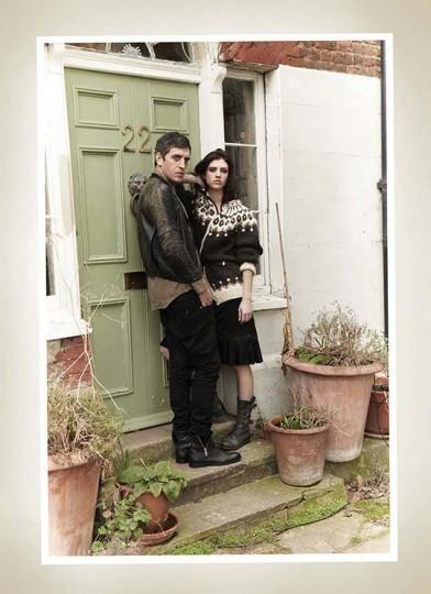 Изображение 4. Обувная компания Hudson представила лукбук осенней коллекции.. Изображение № 4.