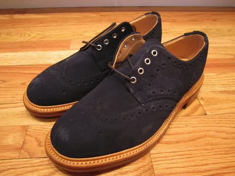 Дизайнер Марк МакНейри выпустил весеннюю коллекцию обуви. Изображение № 5.