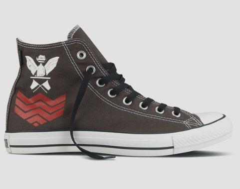 5 новых проектов американской марки Converse. Изображение № 6.