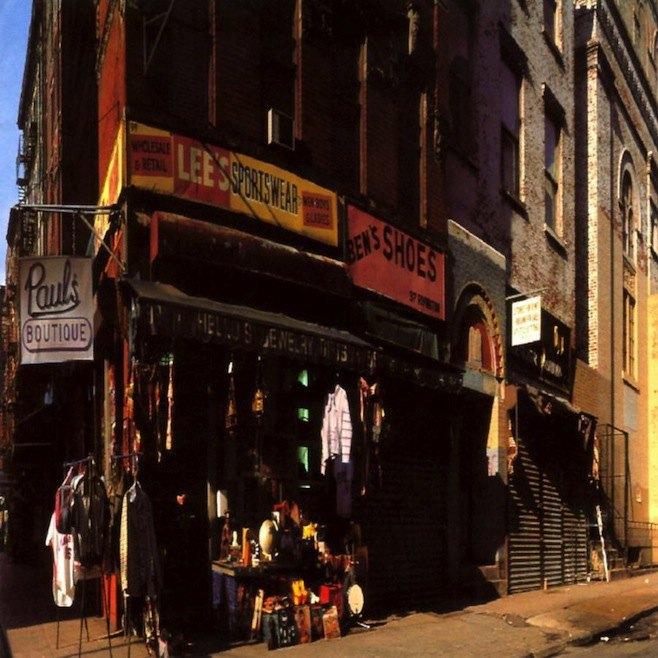 В честь хип-хоп-группы Beastie Boys предложили назвать перекресток на Манхэттене. Изображение № 1.