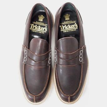 Марки Cash Ca и Trickers выпустили совместную коллекцию обуви. Изображение № 12.