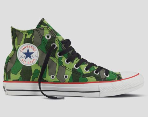 5 новых проектов американской марки Converse. Изображение № 4.