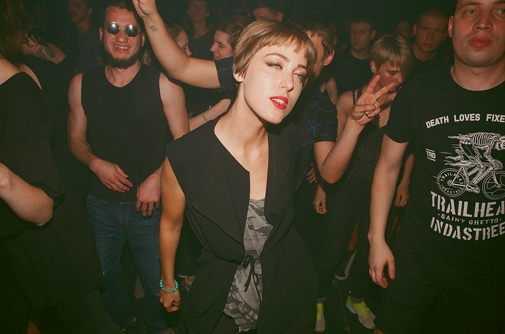 Фоторепортаж: «Дисциплина» в клубе Fassbinder. Изображение № 25.